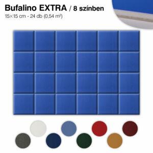 Falipanel EXTRA Bufalino 24 db 15x15 cm - 8 színben