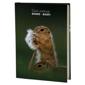 Eminens tanári zsebkönyv 2020/21 - ürge