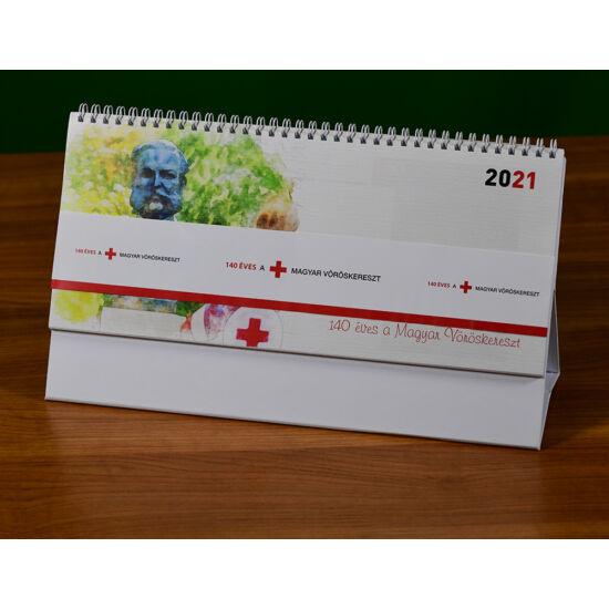 Magyar Vöröskeresztes asztali naptár
