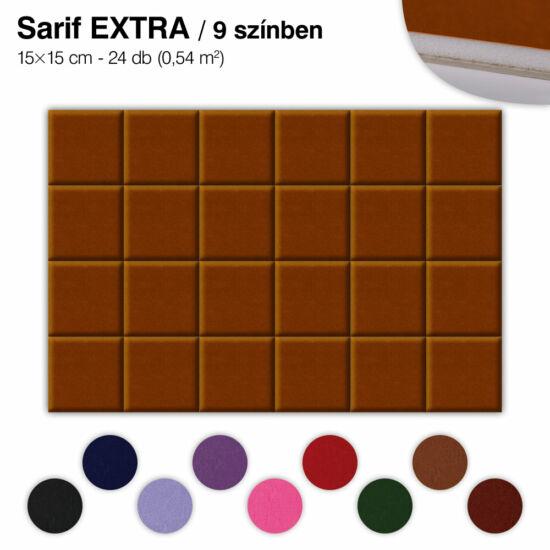 Falipanel EXTRA Sarif 24 db 15x15 cm - 9 színben