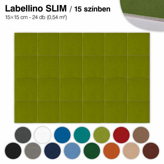 Falipanel SLIM Labellino 24 db 15x15 cm - 15 színben
