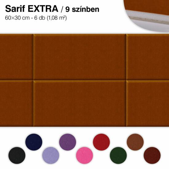 Falipanel EXTRA Sarif 6 db 60x30 cm - 9 színben