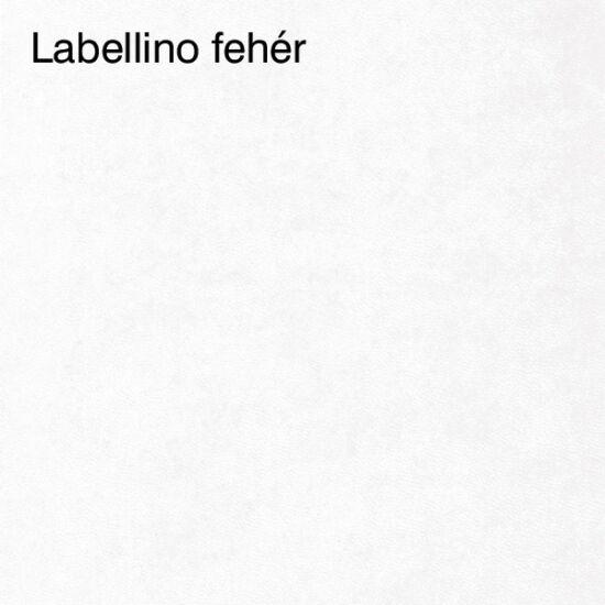 Falipanel SLIM Labellino 6 db 60x30 cm - fehér