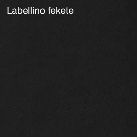 Falipanel SLIM Labellino 24 db 15x15 cm - fekete