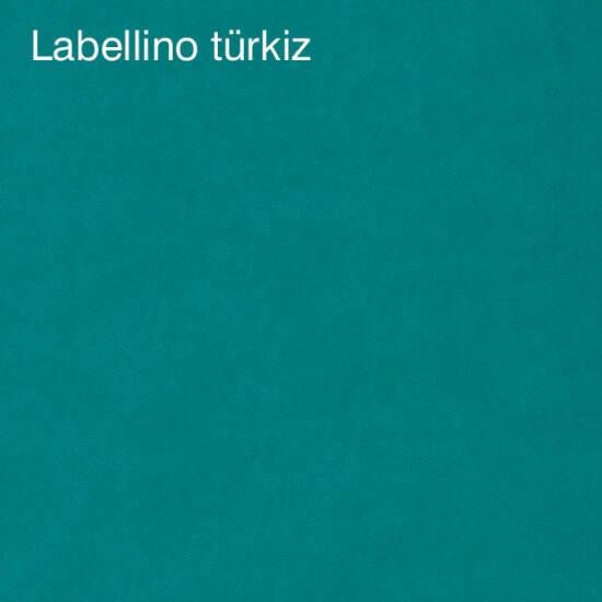 Falipanel SLIM Labellino 24 db 15x15 cm - türkiz