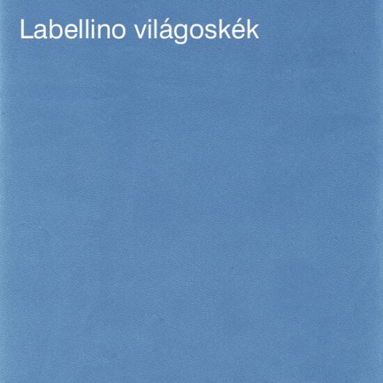 Falipanel SLIM Labellino 12 db 30x30 cm - világoskék