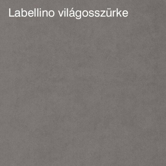 Falipanel SLIM Labellino 12 db 30x15 cm - világosszürke