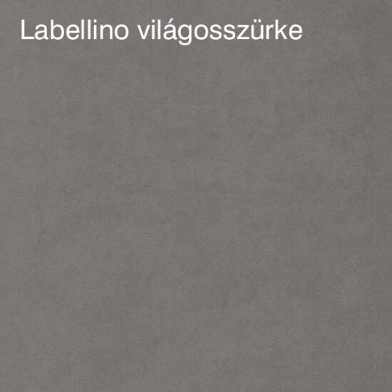 Falipanel SLIM Labellino 12 db 30x30 cm - világosszürke