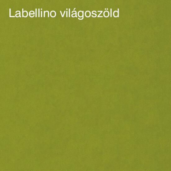 Falipanel SLIM Labellino 12 db 30x15 cm - világoszöld