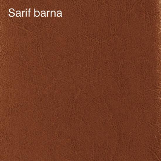 Falipanel SLIM Sarif 12 db 30x30 cm - barna