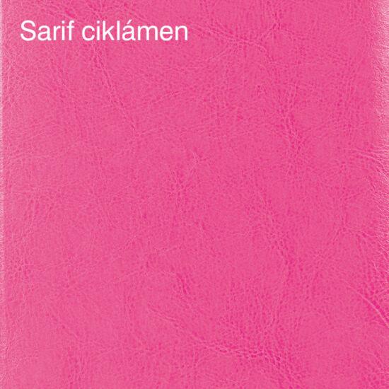 Falipanel SLIM Sarif 12 db 30x30 cm - ciklámen