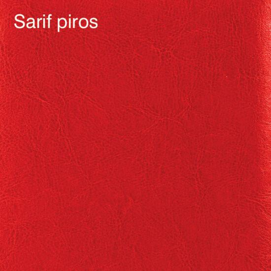 Falipanel SLIM Sarif 6 db 60x30 cm - piros