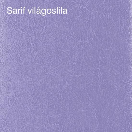 Falipanel SLIM Sarif 24 db 15x15 cm - világoslila
