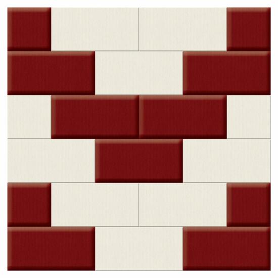CreaWall Mix falipanel mintázat #208 tetszőleges színben