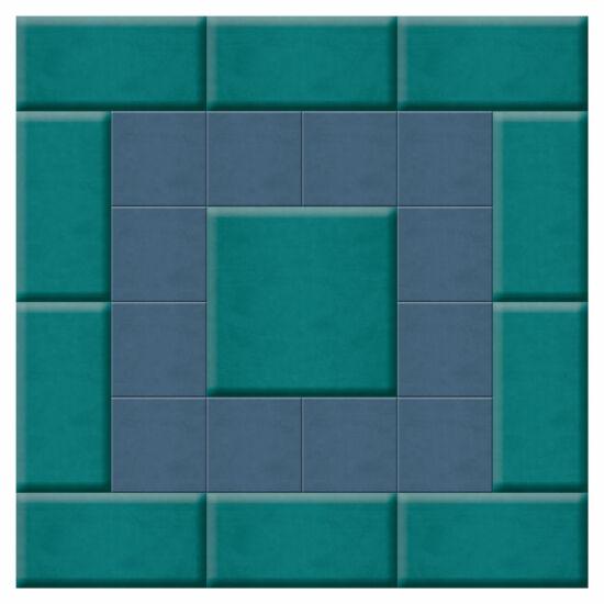 CreaWall Mix falipanel mintázat #211 tetszőleges színben