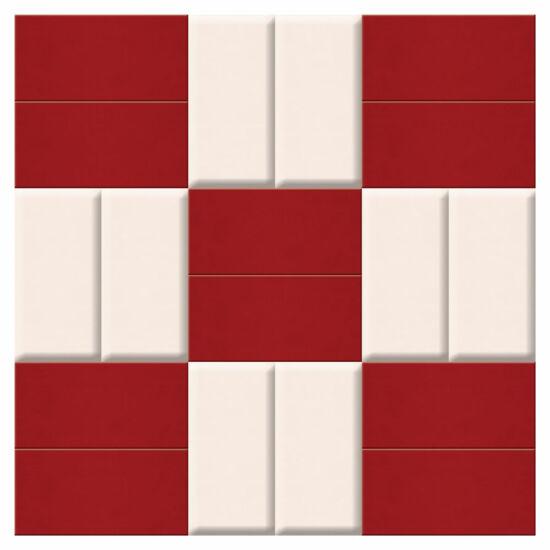 CreaWall Mix falipanel mintázat #212 tetszőleges színben
