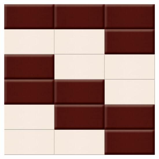 CreaWall Mix falipanel mintázat #213 tetszőleges színben