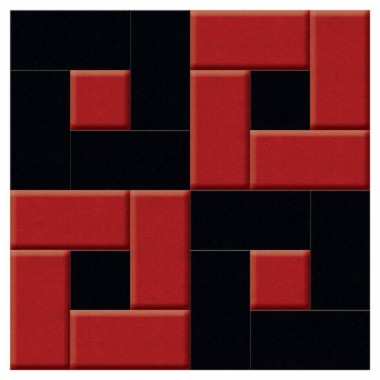 CreaWall Mix falipanel mintázat #218 tetszőleges színben
