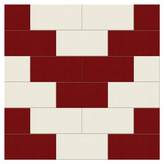CreaWall Slim falipanel mintázat #208 tetszőleges színben
