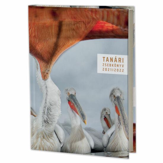 Eminens tanári zsebkönyv 2021/22 - pelikán (fotó: Máté Bence)