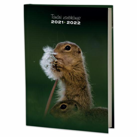 Eminens tanári zsebkönyv 2021/22 - ürge (fotó: Máté Bence)