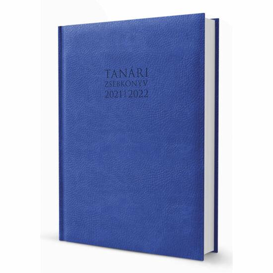 Eminens tanári zsebkönyv 2021/22 - Bufalino kék