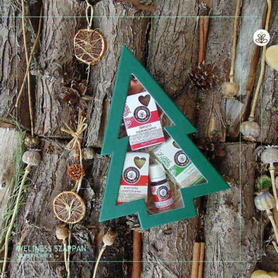 Fenyőfa exkluzív ajándékcsomag